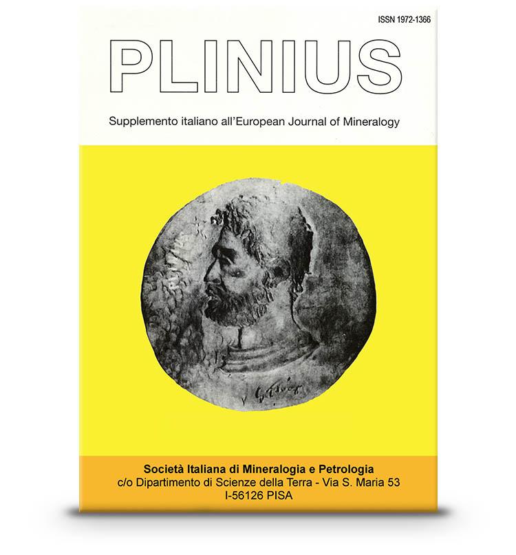 Plinius 47/2021 - Call for Abstract Tesi di Dottorato